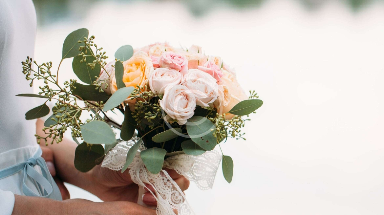 Sunset Sydney Engagement Bouquet